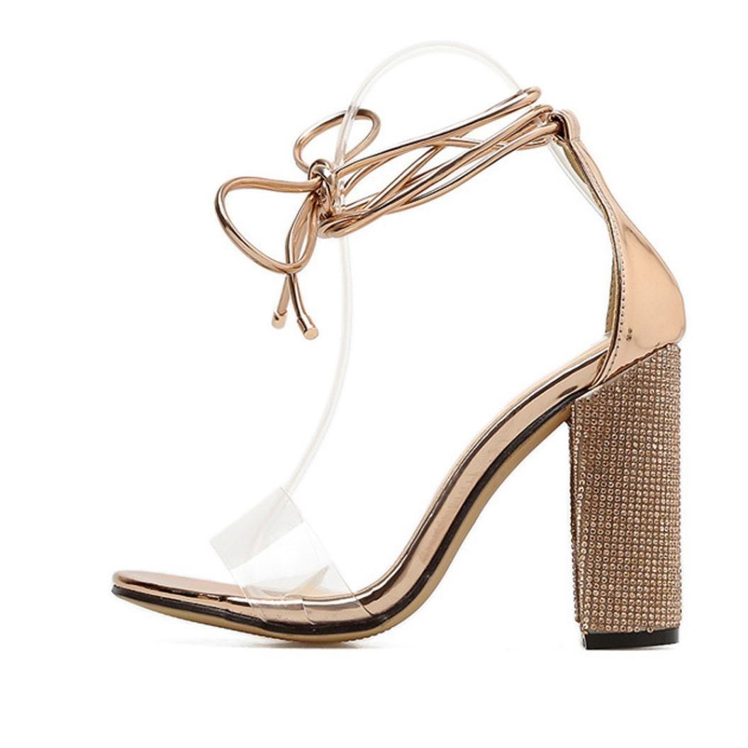 3575371430d Lolittas Sparkly Sandals for Women, Rose Glitter Evining Wedding ...