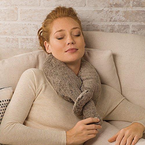 Brookstone Nap Massaging Wrap