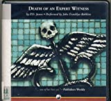 img - for Death of an Expert Witness by P.D. James Unabridged CD Audiobook (Inspector Adam Dalgliesh Mystery Series) book / textbook / text book