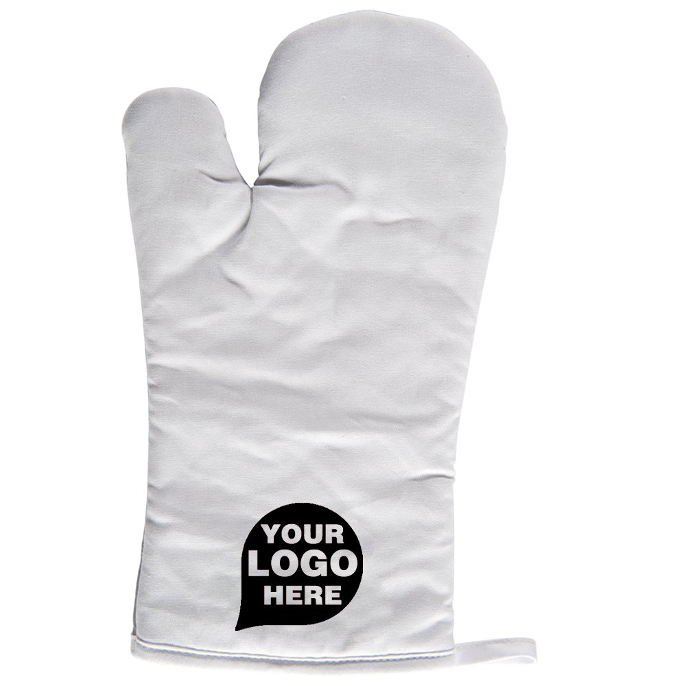 Sizzle Oven Mitt - 150 Quantity - $2.29 Each - PROMOTIONAL PRODUCT / BULK / BRANDED with YOUR LOGO / CUSTOMIZED