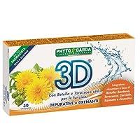 PHYTOGARDA 3D DRENA DEPURA 30CPR