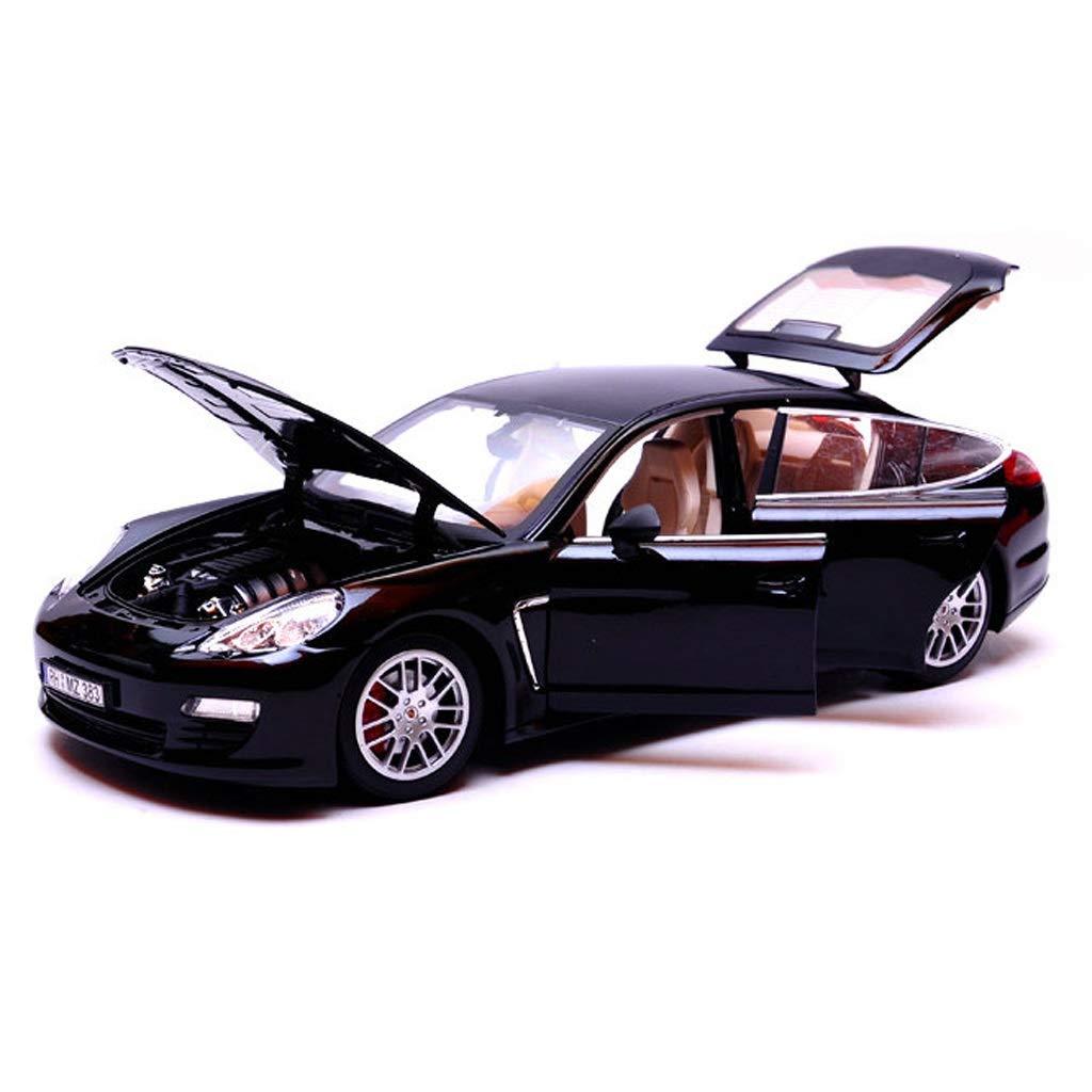 Couleur : Red Mod/èle de voiture Mod/èle de voiture 1:18 Porsche Panamela alliage mod/èle de voiture mod/èle de voiture de sport jouet de voiture en m/étal pour enfants