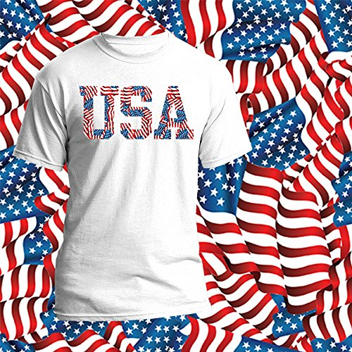 Digital Patterns! 15'' Extreme Film Digital Patterns Iron On Heat Transfer Vinyl (Wave The Flag, 5 Yard) by Extreme Heat Transfer Film