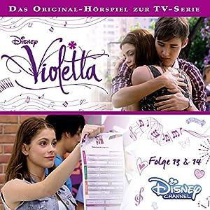 Violetta 13 & 14 Hörspiel