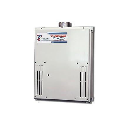 Takagi t-m32 NG comercial calentador calentador de agua, gas natural
