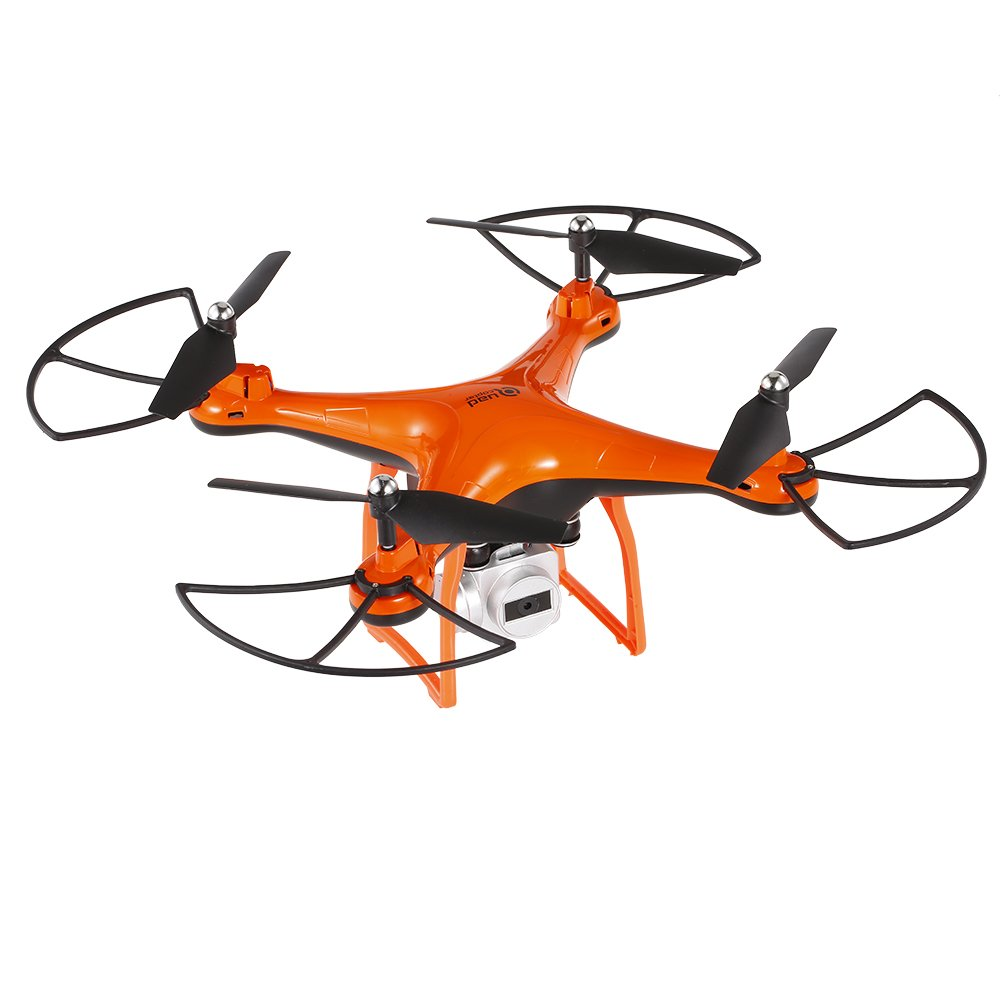 Goolsky L10 4CH 0.3MP Kamera Wifi FPV Quadrocopter 6-Achsen-Gyro 3D Flip Höhe Halten Drohne RTF