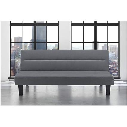 Pleasing Amazon Com Convertible Sofa Bed Sleeper Splitback Futon Squirreltailoven Fun Painted Chair Ideas Images Squirreltailovenorg