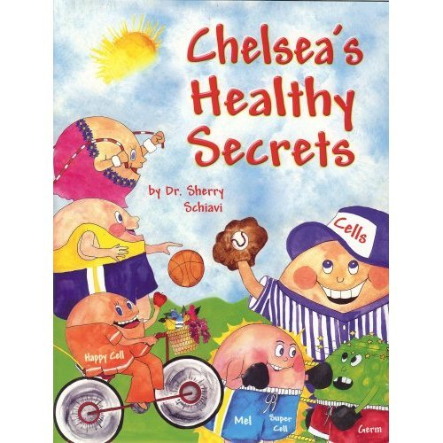 Download Chelsea's Healthy Secrets ebook