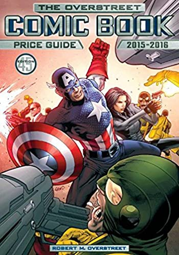 overstreet comic book price guide volume 45 robert m overstreet rh amazon com overstreet comic book price guide online overstreet comic book price guide 1