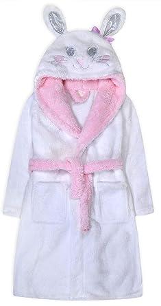 Peignoir en polaire doux enfant | Peignoir enfant, Vêtements