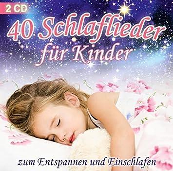 40 Schlaflieder Für Kinder Zum Entspannen Und Einschlafen