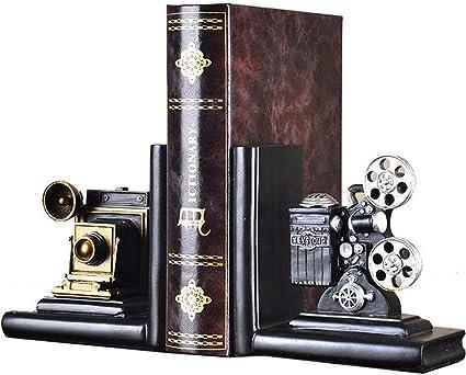 ISOTO - Estantería con extremos de libro, cámara de vídeo ...