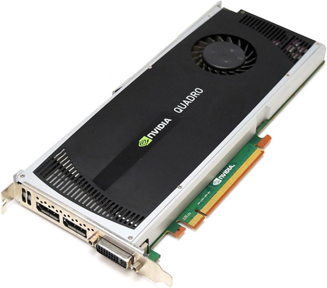 Genuine DELL 38XNM 2GB nVIDIA Quadro MRGA17H 4000 PCIe2.0x16 DVI-I Auxilliary Dual Monitor 2-Display Full High w/Bracket GDDR5 Graphics Card Module 699-51031-0500-150 256-CUDA GF110 731Y3 6WTYT GRDR1