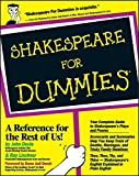img - for Shakespeare For Dummies by John Doyle (1999-04-30) book / textbook / text book
