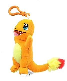 Amazon.com: SHDZKJ Pikachu - Llavero de peluche, diseño de ...