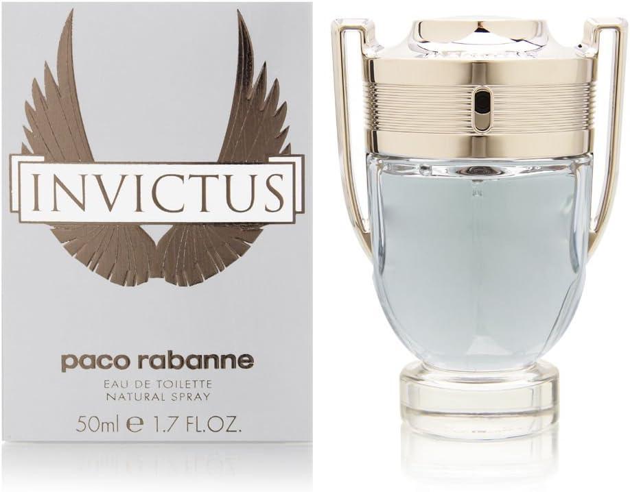 Paco Rabanne Invictus Eau de Toilette Vaporizador 50 ml