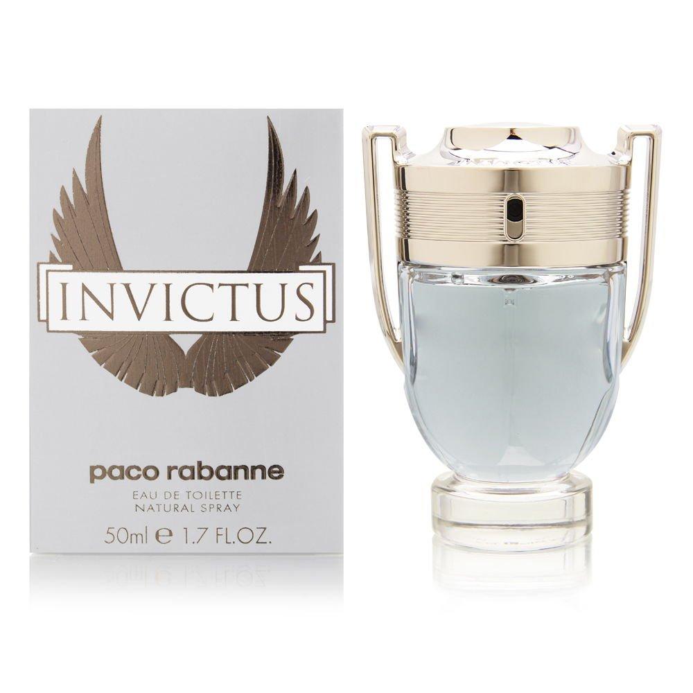 Paco Rabanne, Invictus Eau de Toilette, Uomo, 50 ml FREDA PAYNE 14541 PAC00025_-50