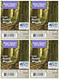 Better Homes and Gardens Warm Rustic Woods Wax Cubes - 4-Pack