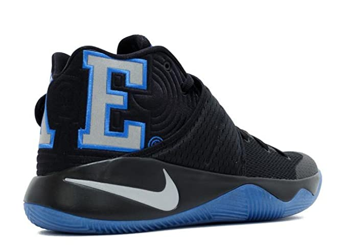 50c940a8d794 Nike Kyrie 2 Limited Duke Black Royal Reflective Silver Size 14 Blue 11  D(M) US  Amazon.in  Shoes   Handbags