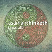 As a Man Thinketh Audiobook by James Allen Narrated by Brian Kelly