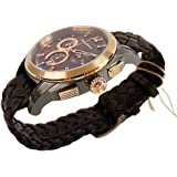 Tommy Bahama TB1278 Men's Weekender Rose Gold Tone Bezel Chronograph Date Watch