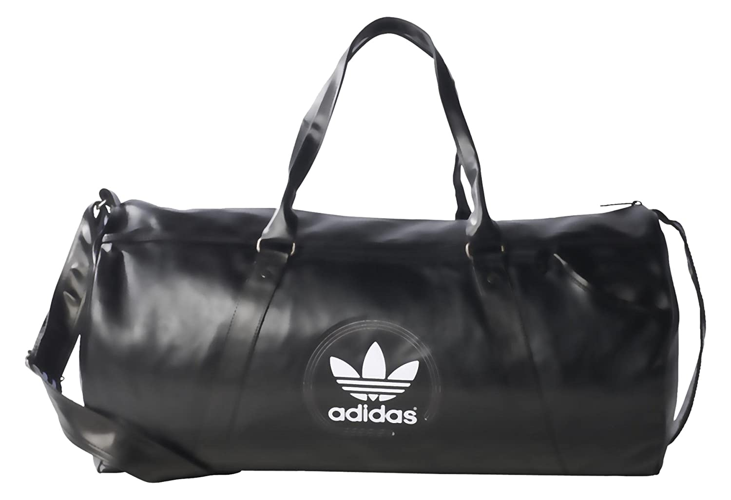 cc525e503fe6 adidas Originals Men s Duffel Perforated Gym Bag  Amazon.ca  Luggage   Bags