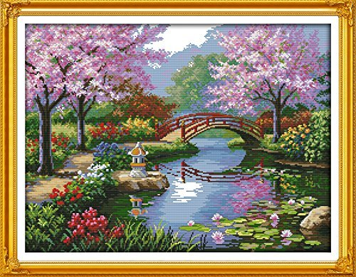 Good Value Stamped Cross Stitch Kits Beginners Kids Advanced