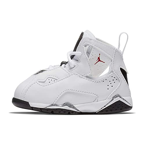 info for ab695 aea95 Jordan Toddler True Flight TD White Gym Red Black Wolf Grey Size 6  Buy  Online at Low Prices in India - Amazon.in