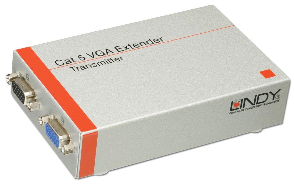 LINDY VGA Extender - CAT5/5e, 300m (32537)