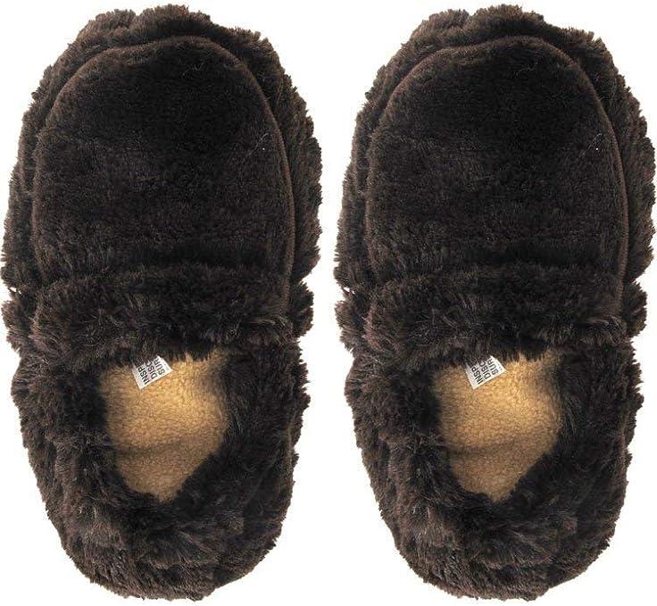 Soframar Cozy Slippers - Zapatillas de piel para mujer: Amazon.es ...