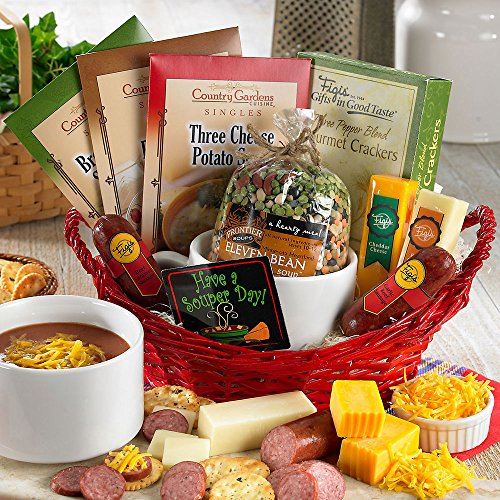 - Have a Souper Day Gift Basket