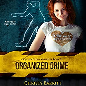 Organized Grime Audiobook