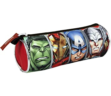Trousse ronde - Marvel