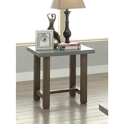 Amazon.com: Coaster Home Furnishings 704247 Driftwood End ...