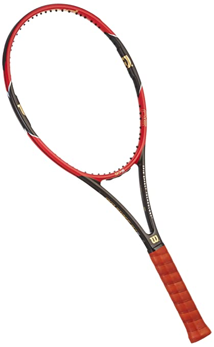 822034ef6 Amazon.com   Wilson Pro Staff 97S Tennis Racquet - 4-3 8   Sports ...