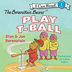 The Berenstain Bears Play T-Ball