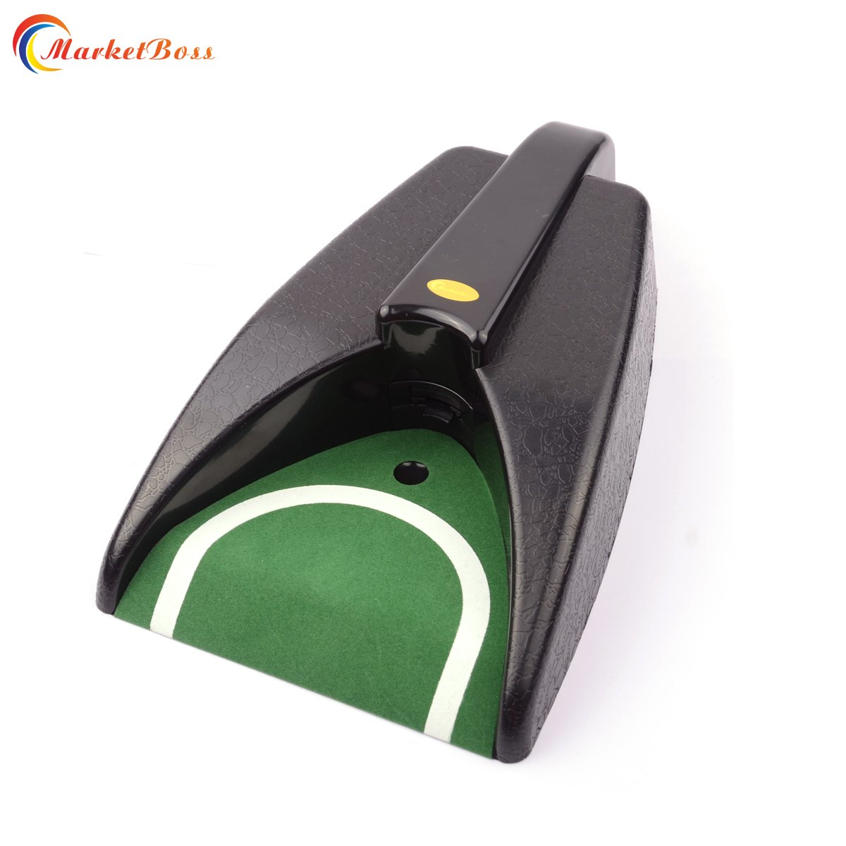 MarketBoss Golf Automatic Putting Cup Golf Putting Hole Auto Return Ball for Indoor Outdoor Golf Practice