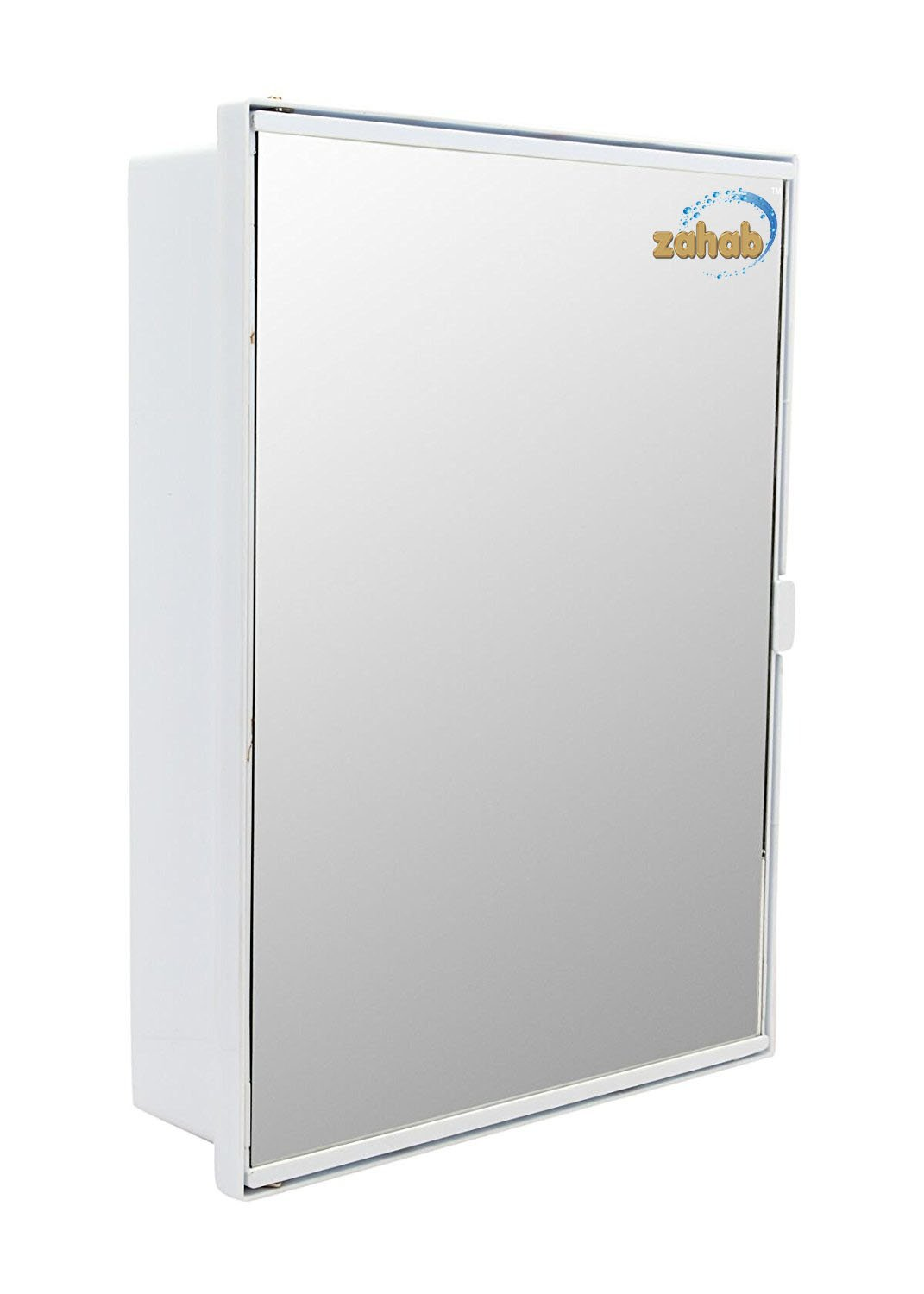 Buy Zahab Duster Single Door Plastic Cabinet White Online At Low Prices In  India  Amazon