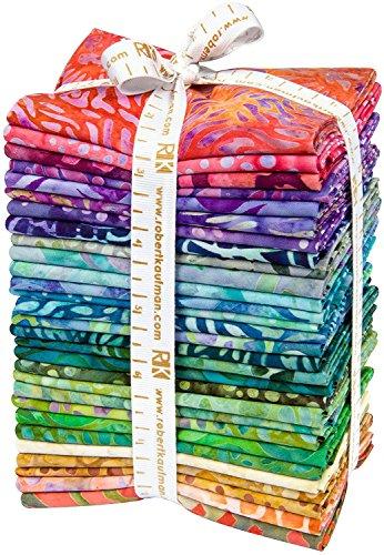 McKenna Ryan Tigerfish 29 Fat Quarter Bundle Robert Kaufman Fabrics FQ-1068-29 by Robert Kaufman Fabrics