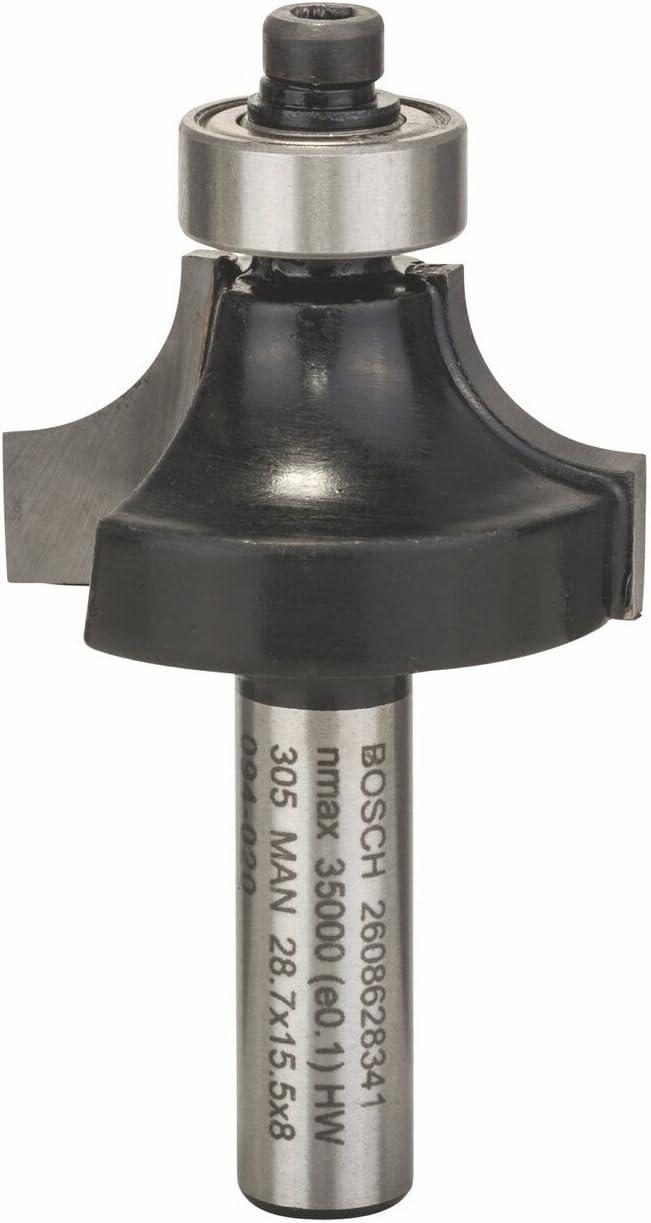 7mmx2.76In Bosch 2608628471 Rounding Router Bit 12mmx36