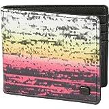 Billabong Men's Tides Wallet, Black/Multi, One
