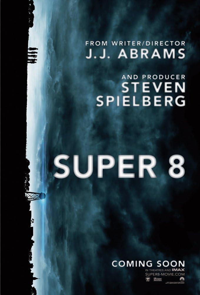 Image result for super 8 poster