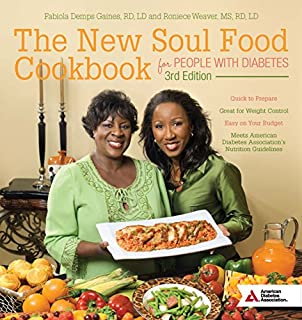 Book Cover: The New Soul Food Cookbook for People with Diabetes