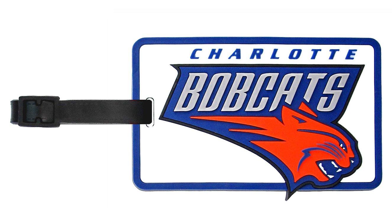 Charlotte Bobcats – NBA Soft Luggageバッグタグ B003NTPTVK