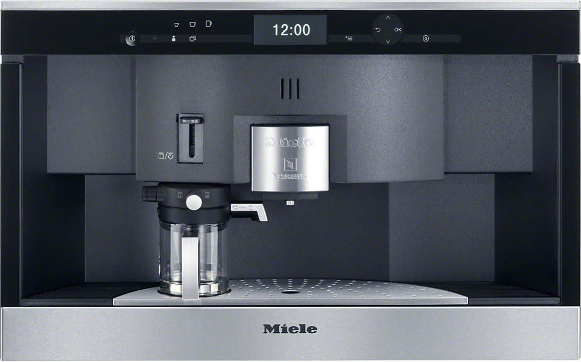 Miele CVA 6431 empotrable de cafetera automática (con sistema ...