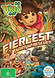 Go Diego Go! Fiercest Animal Rescues | NON-USA Format | PAL | Region 4 Import - Australia