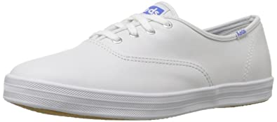 4fe321dc7266e Image Unavailable. Image not available for. Color  Keds White Champion  Leather Oxford ...