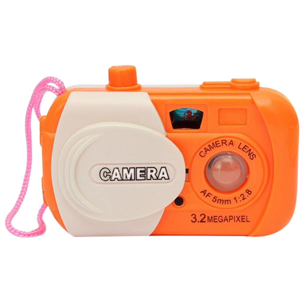 Bluelans Kids Baby Study Camera Take Photo Animal Learning Educational Toys