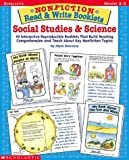 Social Studies and Science, Scholastic, Inc. Staff and Alyse Sweeney, 0439471214