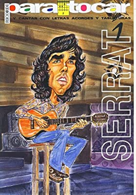 SERRAT - Cancionero Vol.1 Letras y Acordes para Guitarra: Amazon ...